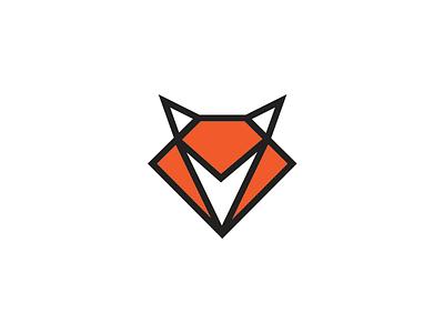 Fox Logo logo illustration branding brand logos fox foxes animal logos