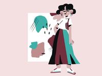 Pinterest Girl 01