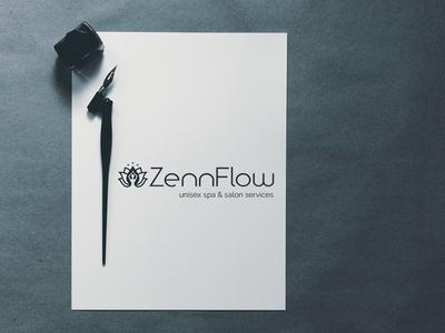 Zennflo logo