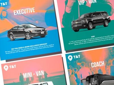 T&T - Corporate identity