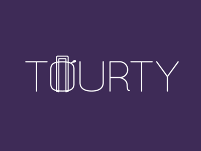 Tours & Activities, Travel logo design.
