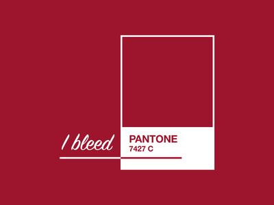 I bleed 7427c