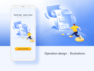 Operation design |  Illustrations