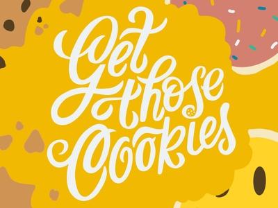 Get Those Cookies