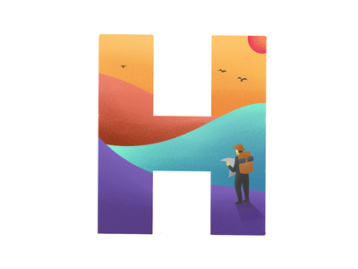 H for Holiday
