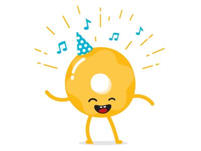 Doughnut's Birthday 2 of 2