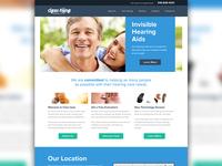 Clear-tone - Homepage