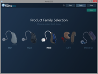 Product Selection Concept
