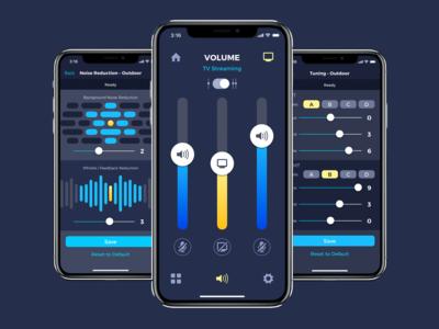 ListenClear iOS App