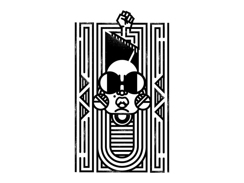 INtokazi print design print graphic design vector art vector illustrator illustration