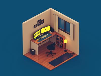 Tiny Room ONE