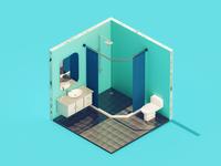 Tiny Room THREE