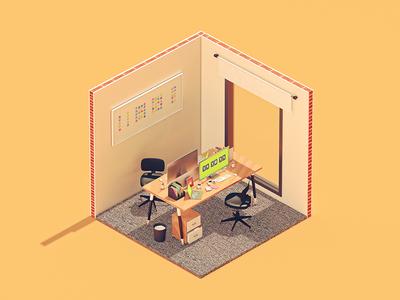 Tiny Room FOUR