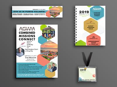 Puerto Vallarta Event v print design vector branding
