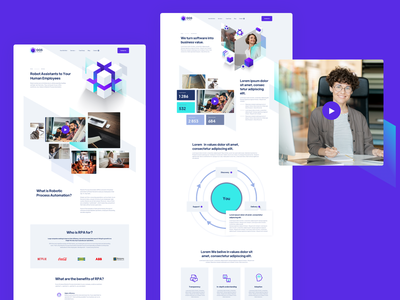 GGS IT Consulting - Website - Subpages how we work services ui company cube digital transformation