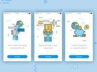 On Boarding - App Welcome Slider