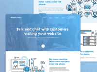 Wipply - Landing Page