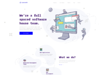 Spacesoft home