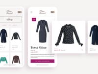MonAmie! - e-commerce platform | Mobile
