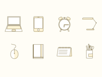 Icon Set | Daily UI 055