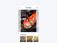 Trending | Daily UI 069