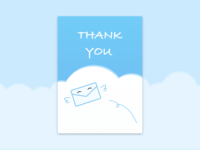 Thank You | Daily UI 077