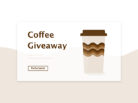 Giveaway | Daily UI 097