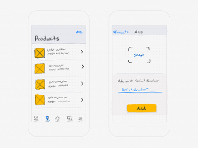 Products Sketch sketches ios ui