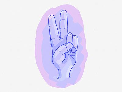 Peace illustration