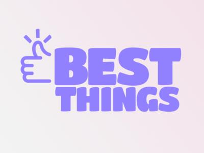 Better Best logo branding