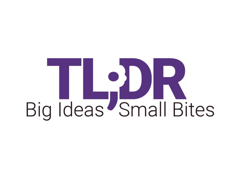 TL;DR branding logo