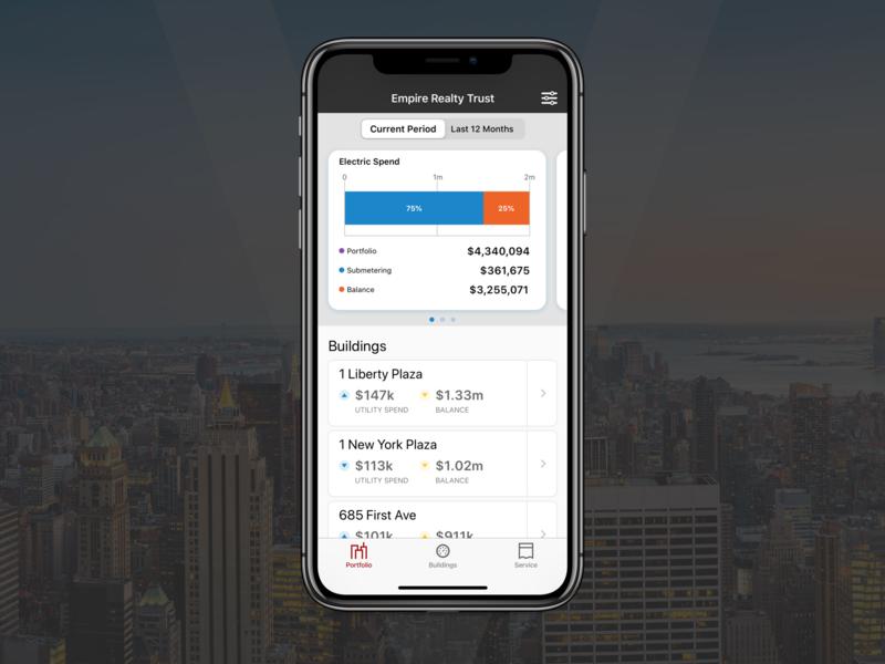 Managing Large Scale Utilities sprint design thinking ui ux app