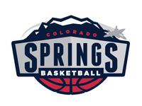 Springs Basketball Logo V3