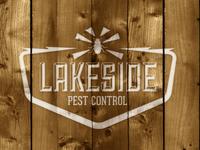 Lakeside Pest Control Logo