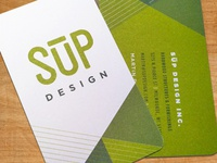 SUP Business Card