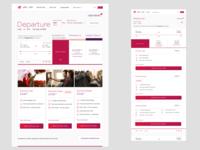 Virgin Atlantic Shopping Breakpoint Designs