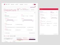 Virgin Atlantic Sort And Filter Breakpoint Designs