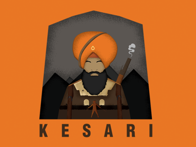 kesari Illustration