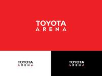 Toyota Arena Logo