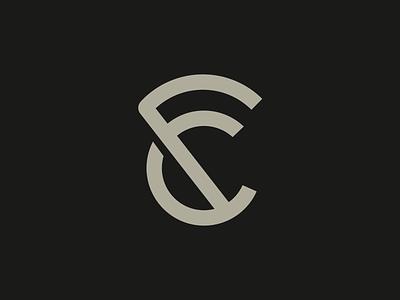 Cross Fit Kettlebell Logo exercise ecf f c e kettlebell crossfit gym workout fitness monogram minimalism symbol branding minimalist design logo