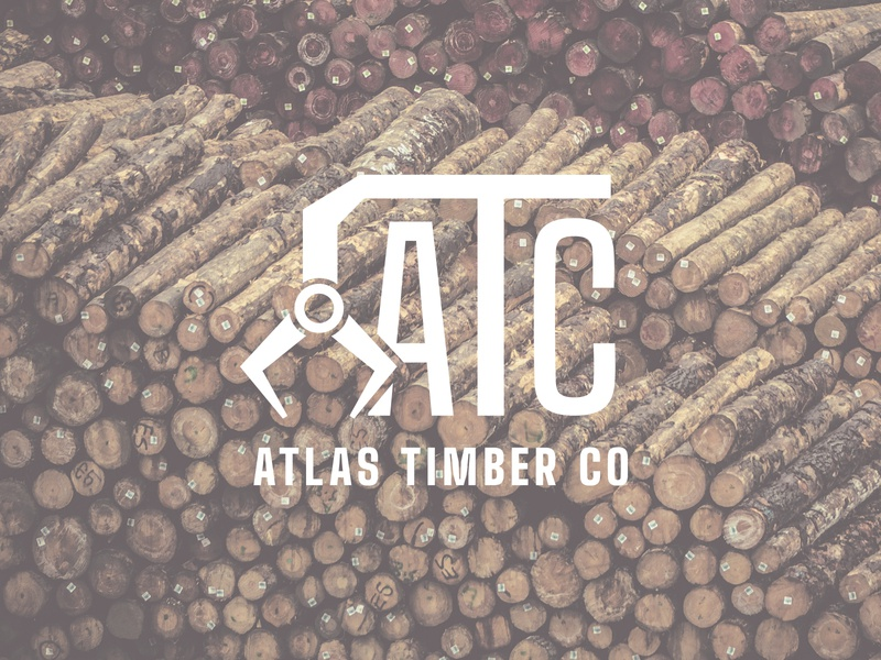 Atlas Timber Co Logo