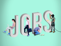 The Jobs Issue