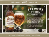Shiner Dewberry Tart