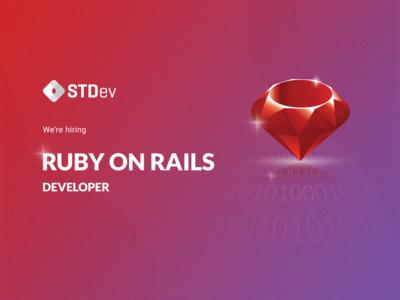 Job Poster: Ruby on Rails