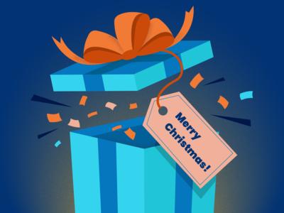 Weekly Warmup | Holiday Gift Tag
