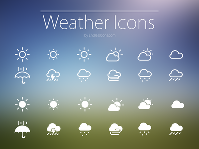 Weather Icon icons weather icons weather freebie web png vector