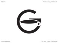 The Grind Logo (30 Day Logo Challenge)