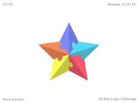 Austin Run Logo (30 Day Logo Challenge)