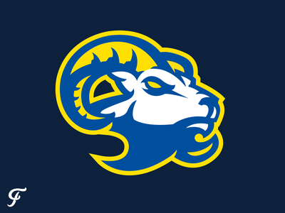La Rams Designs Themes Templates And Downloadable Graphic Elements On Dribbble