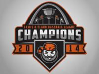 Voyagers League Champs